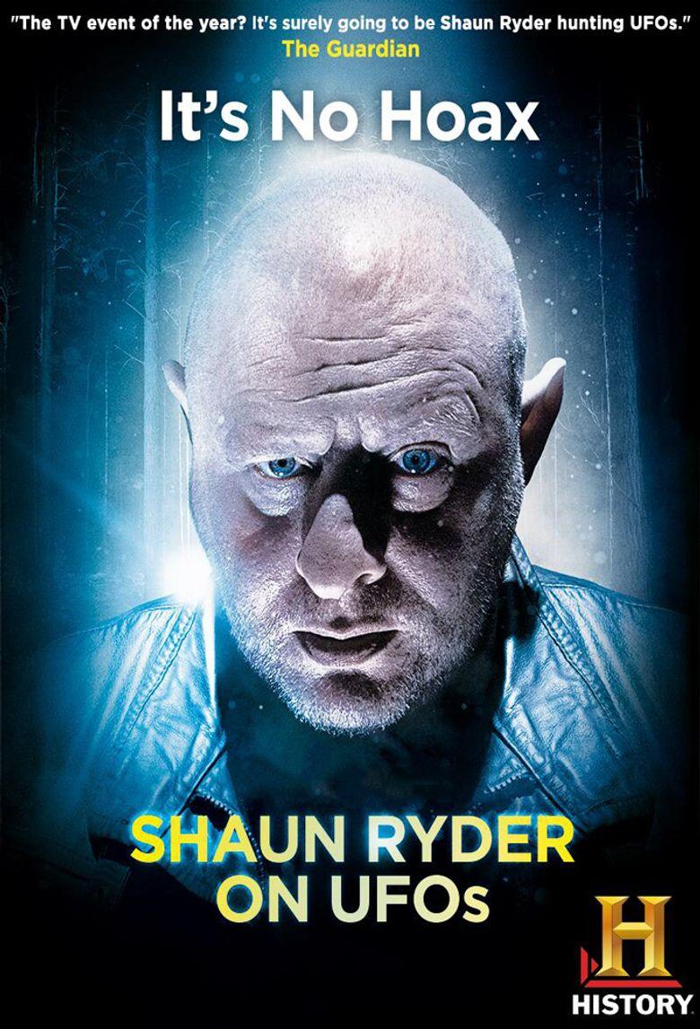 Shaun Ryder On UFOs Poster