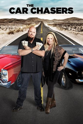 The Car Chasers Poster