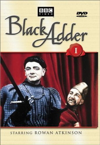Blackadder Poster