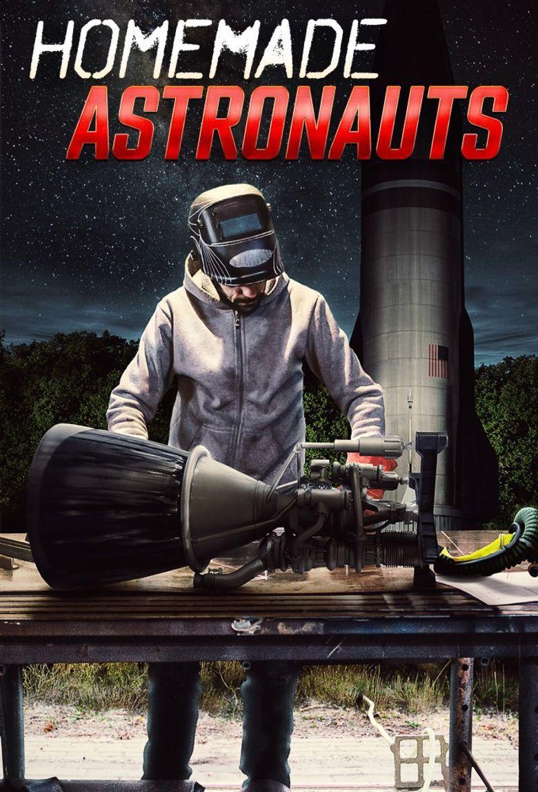 Homemade Astronauts Poster