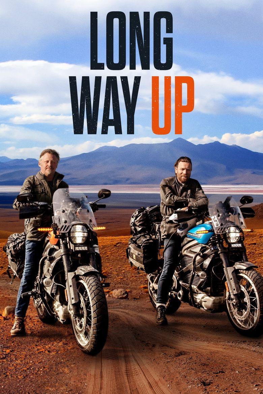 Long Way Up Poster