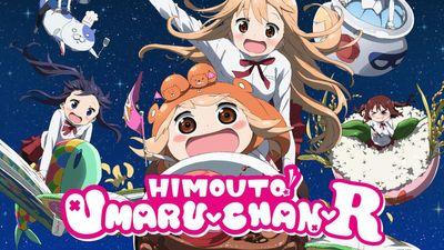 Season 02, Episode 03 Umaru and Friends