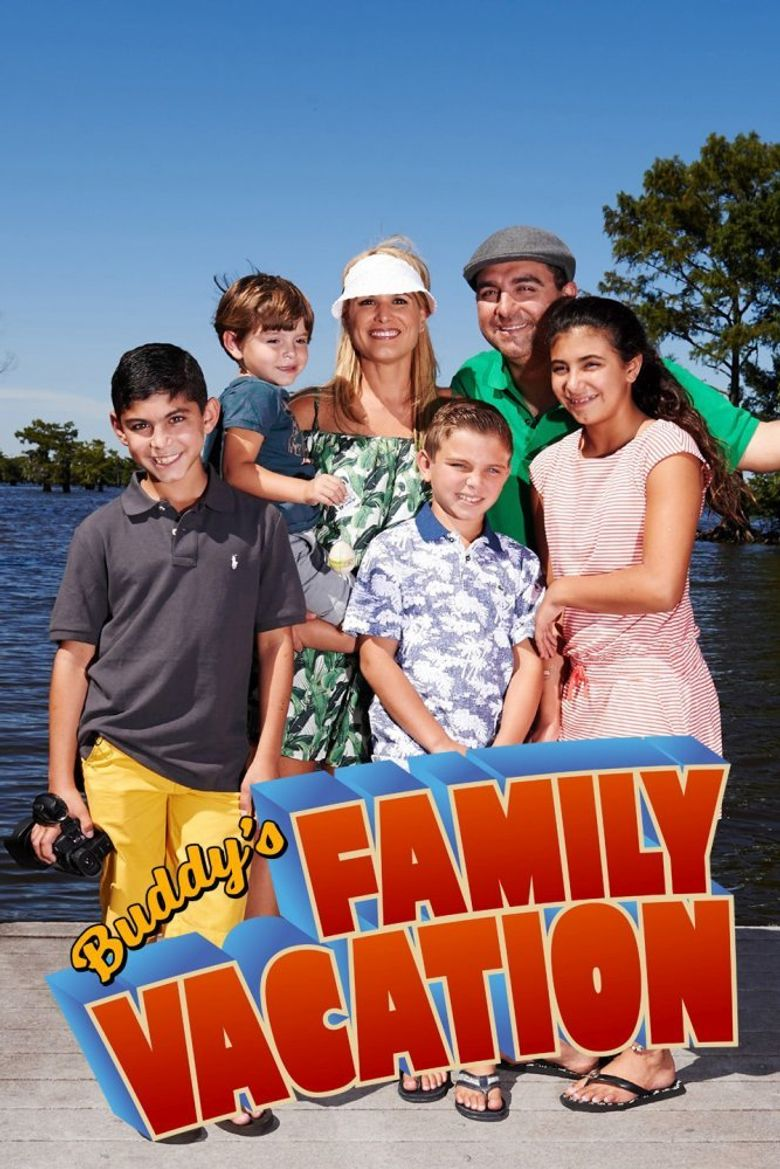 Buddy's Family Vacation Poster