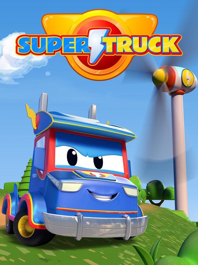 Super Truck the Transformer - O Super Caminhão Poster