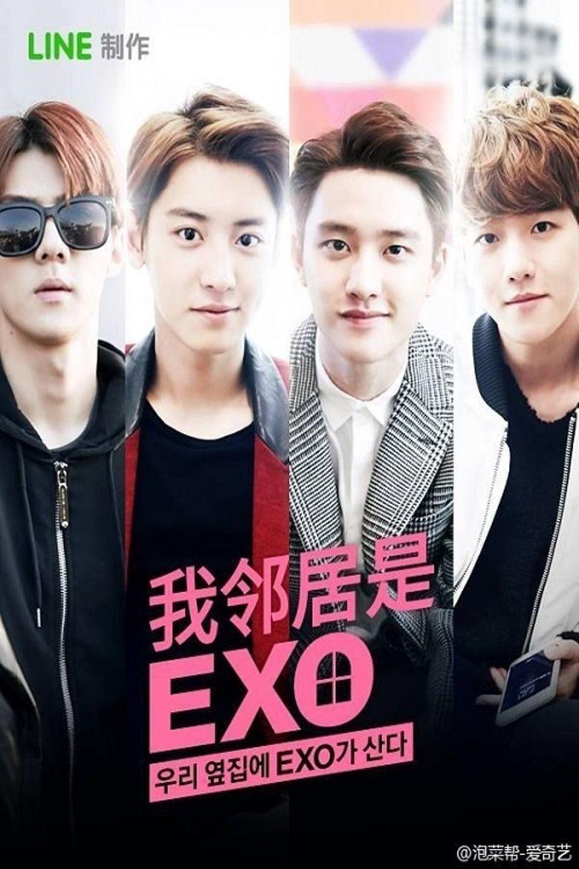 Exo Next Door Poster