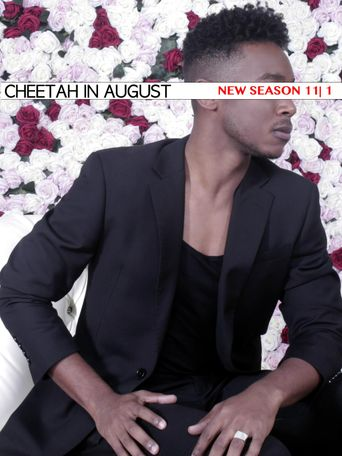 Cheetah in August Poster