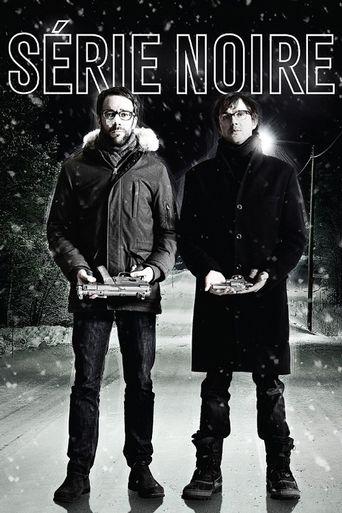 Série noire Poster