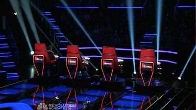 Season 03, Episode 03 The Blind Auditions, Part 3