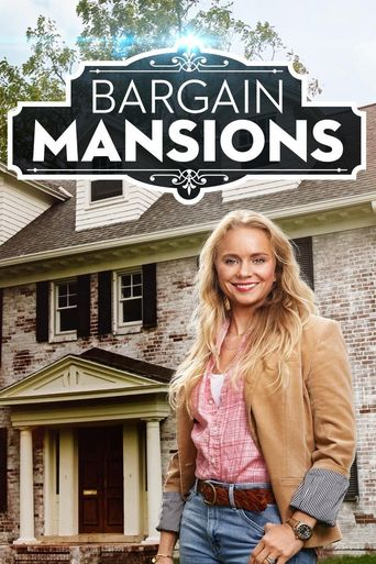 Bargain Mansions Poster