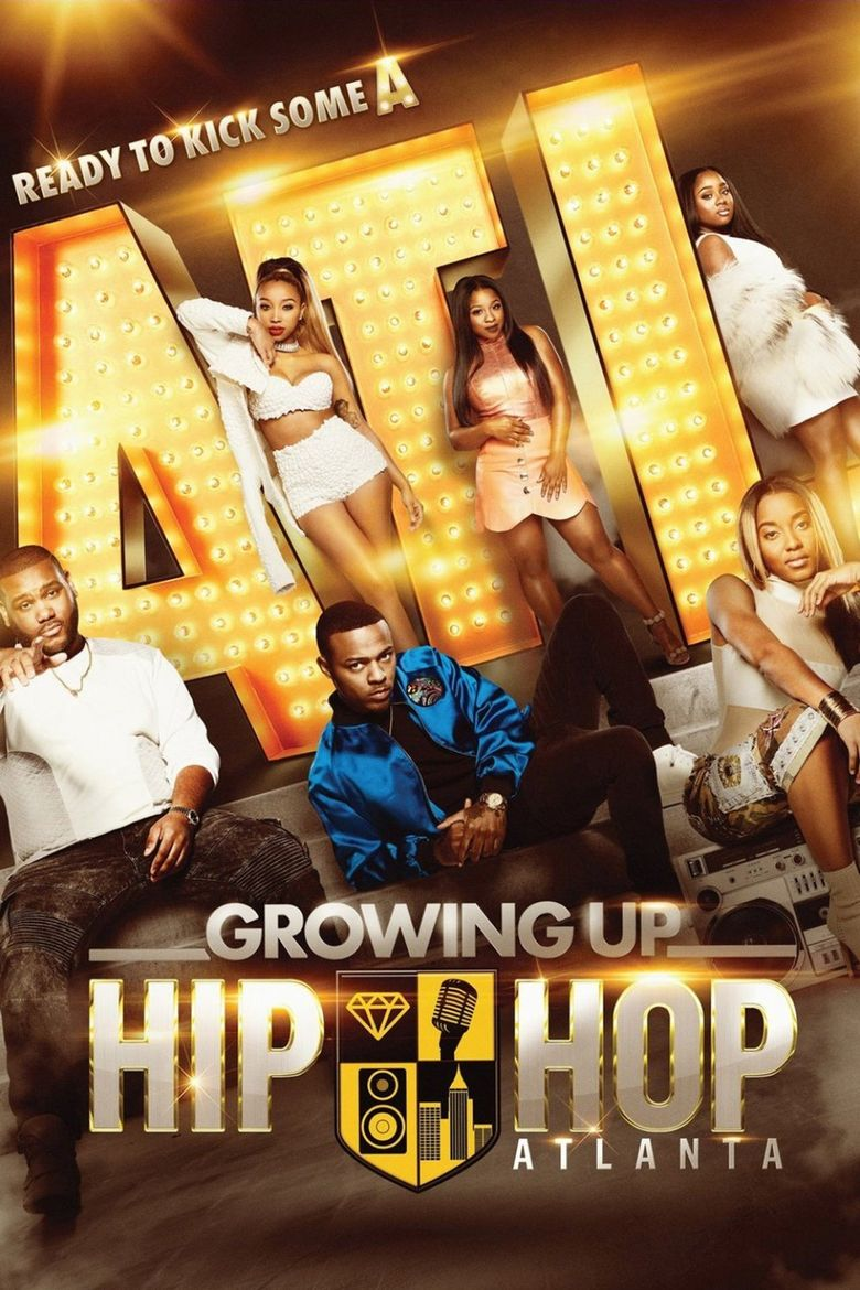 Growing Up Hip Hop: Atlanta Poster