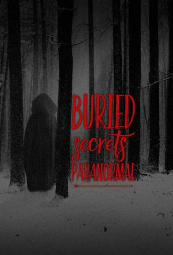 Buried Secrets Paranormal Poster