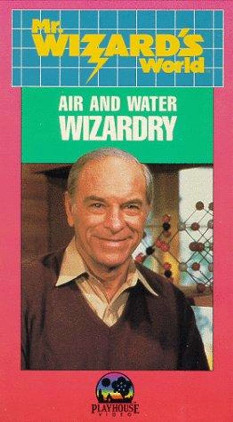 Mr. Wizard's World Poster