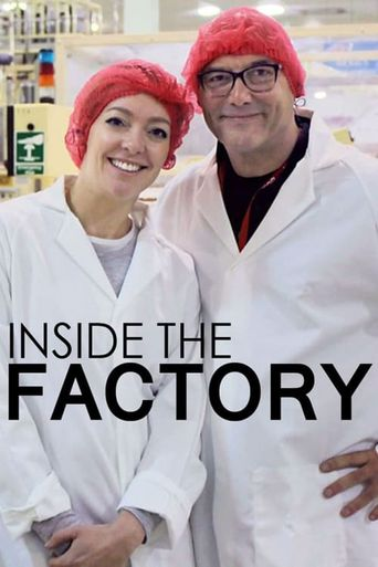 Inside the Factory Poster