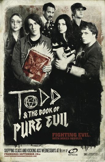 Watch Todd and the Book of Pure Evil