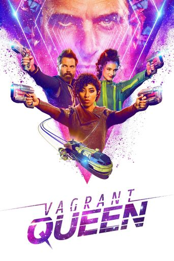 Vagrant Queen Poster