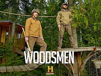 The Woodsmen Poster