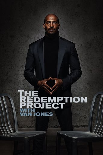 The Redemption Project with Van Jones Poster