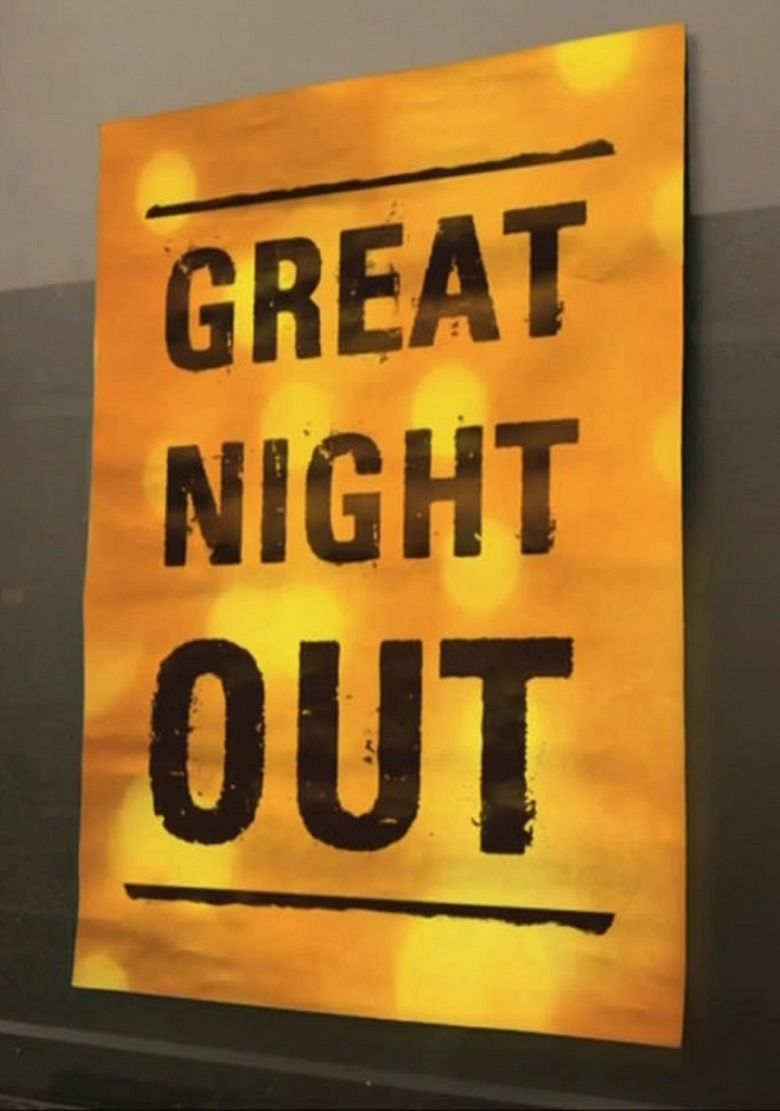Great Night Out Poster