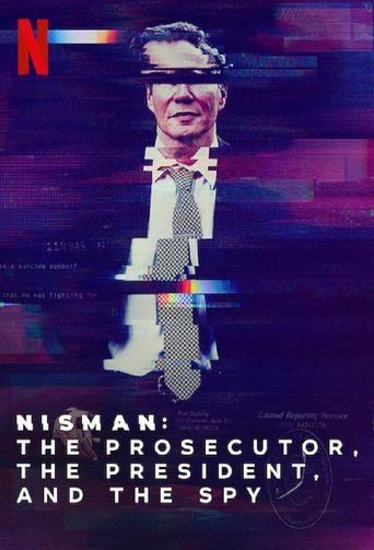 Nisman: El fiscal, la presidenta y el espía Poster