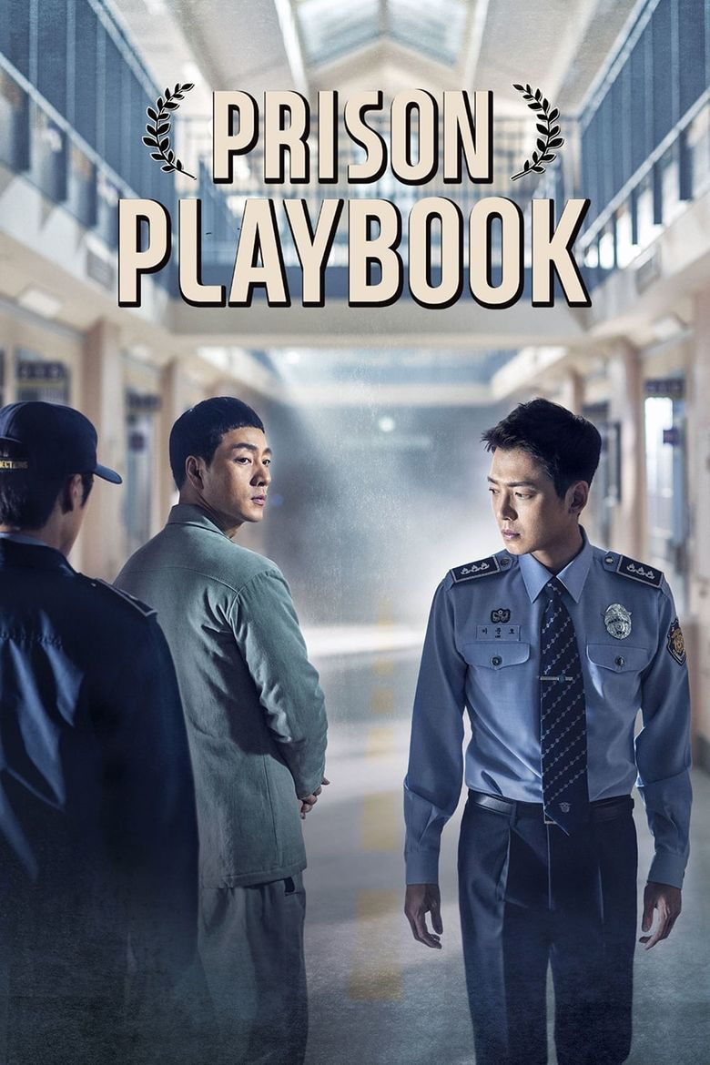 Prison Playbook Poster