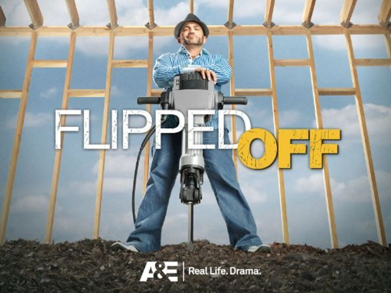 Flipped Off Poster