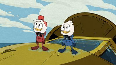 ducktales season 2 episode 3 the ballad of duke baloney