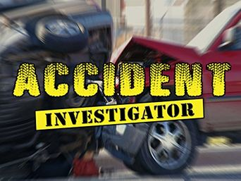 Accident Investigator Poster