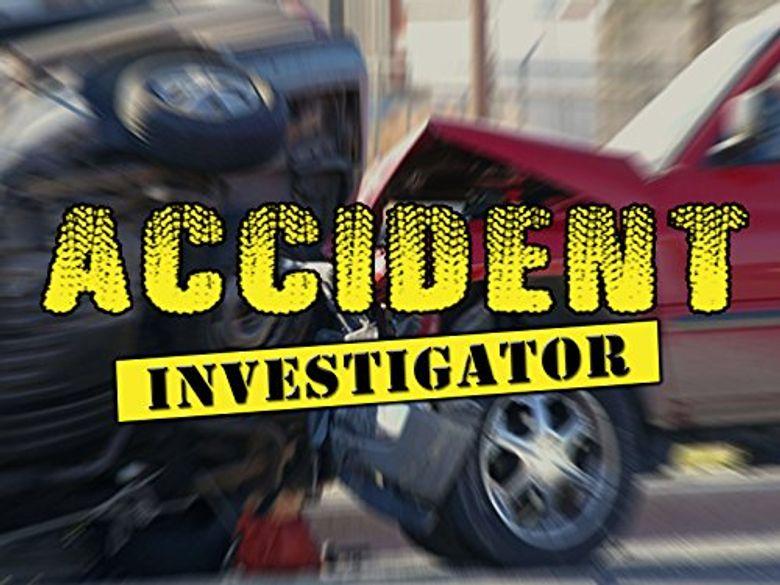 Accident Investigator Poster