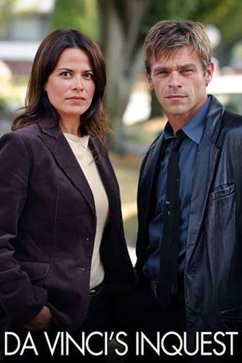 Da Vinci's Inquest Poster
