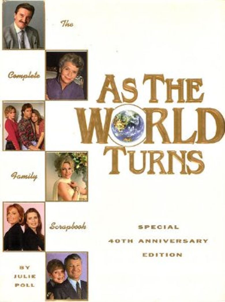 As the World Turns Poster