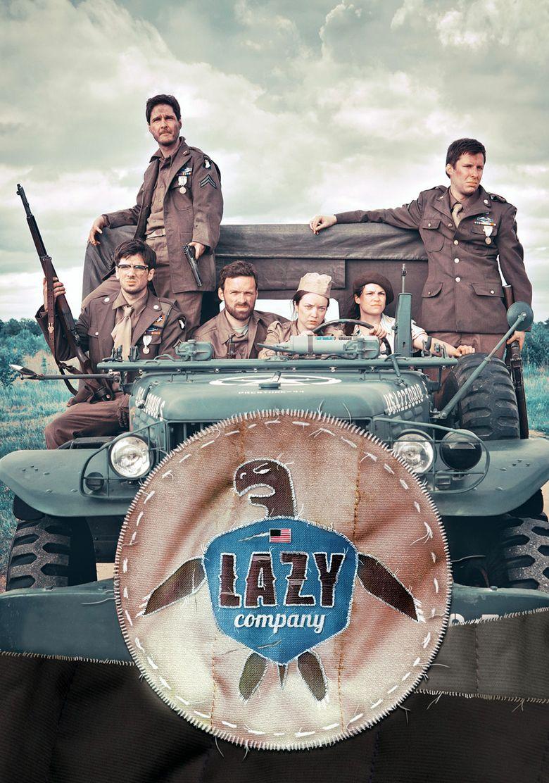 Lazy Company Poster