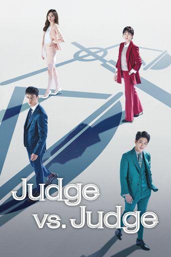 Judge vs. Judge Poster