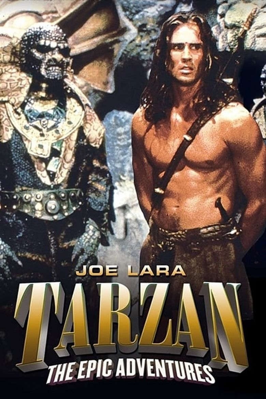 Tarzan: The Epic Adventures Poster