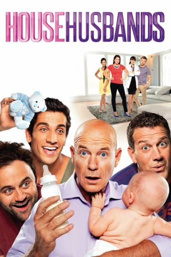 House Husbands Poster