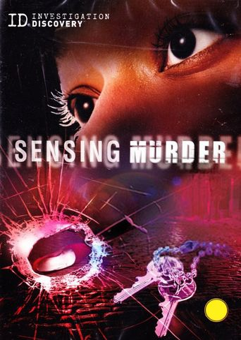 Sensing Murder Poster