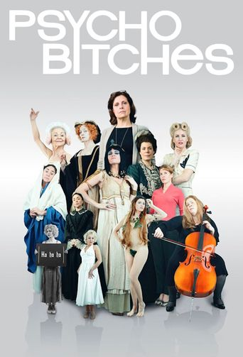 Psychobitches Poster