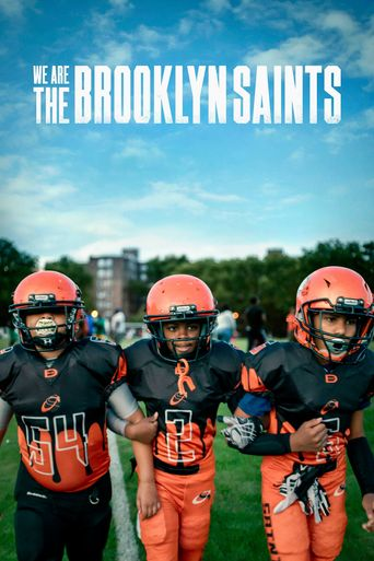 We Are: The Brooklyn Saints Poster