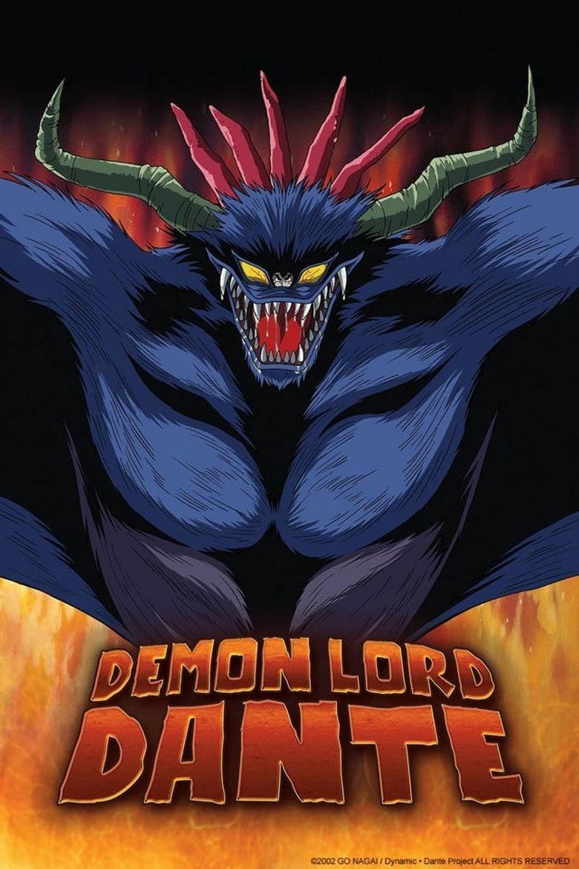 Demon Lord Dante Poster