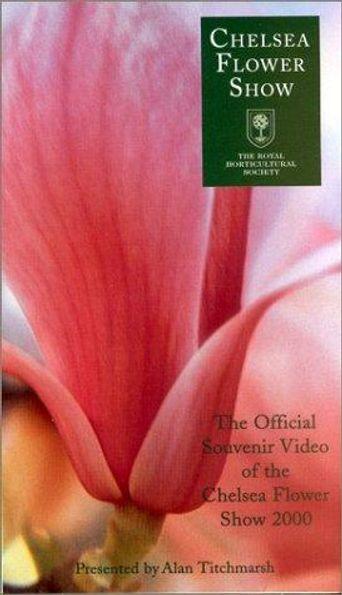 RHS Chelsea Flower Show Poster