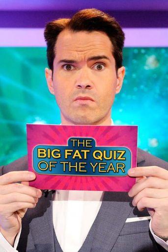 Big Fat Quiz Poster