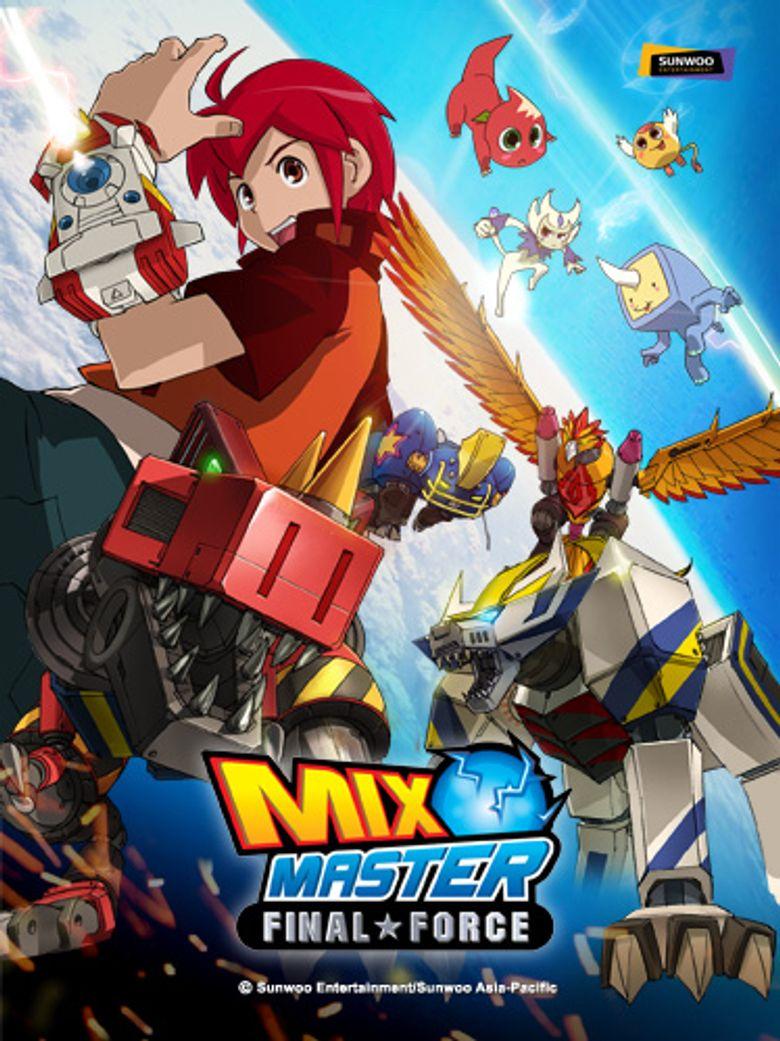 Mix Master Poster