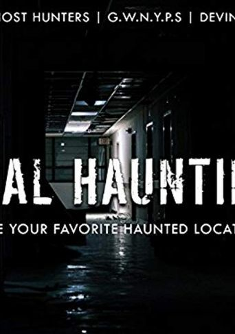 Local Hauntings Poster