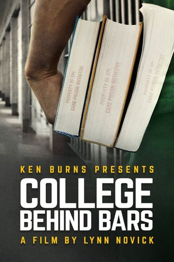 College Behind Bars Poster