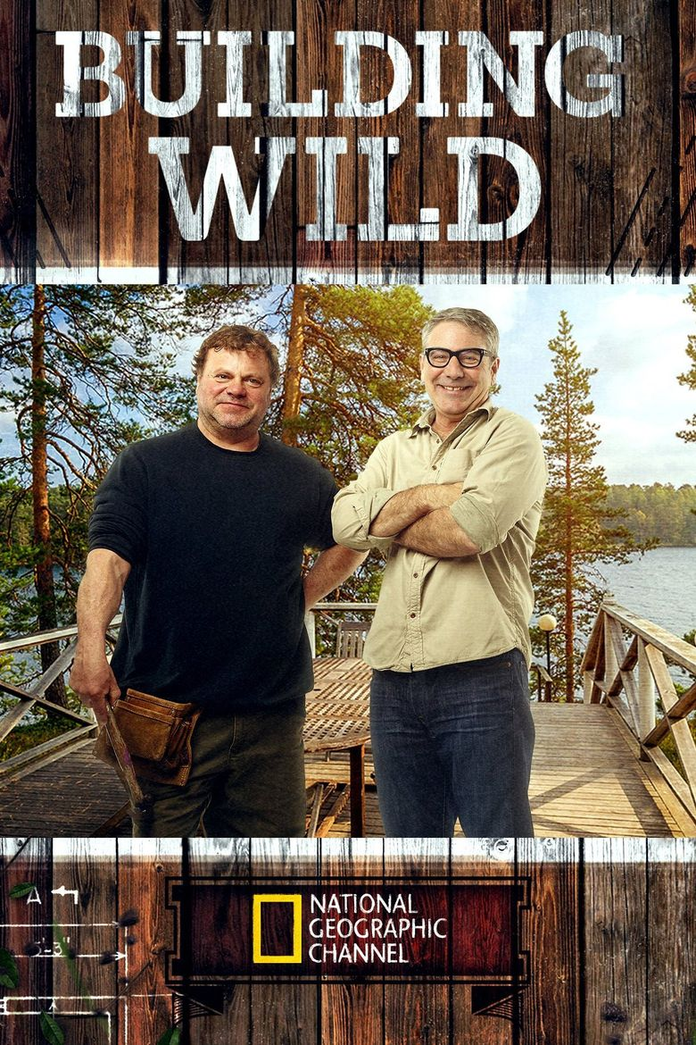 Building Wild Poster
