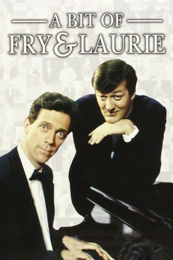 A Bit of Fry and Laurie Poster