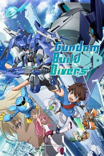 Gundam Build Divers Poster