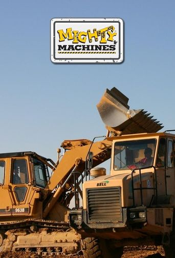 Mighty Machines Poster