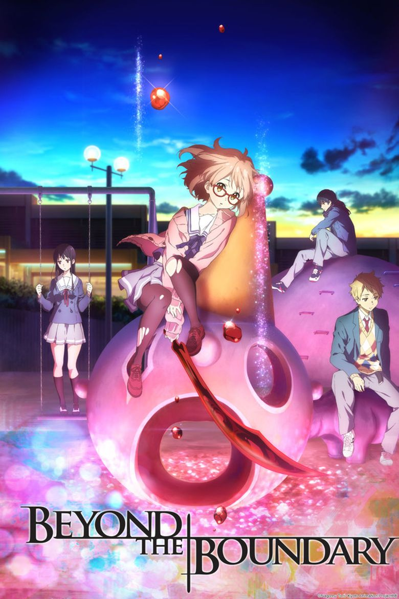 Beyond the Boundary Poster