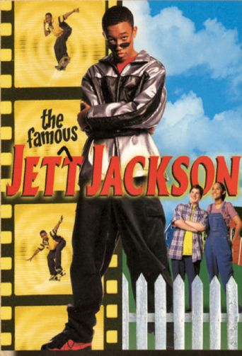 The Famous Jett Jackson Poster