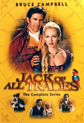 Jack of All Trades Poster